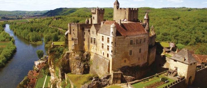 Château de <br>Beynac