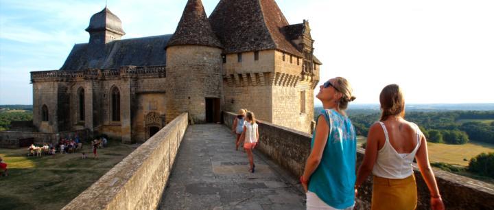 Château <br>de Biron