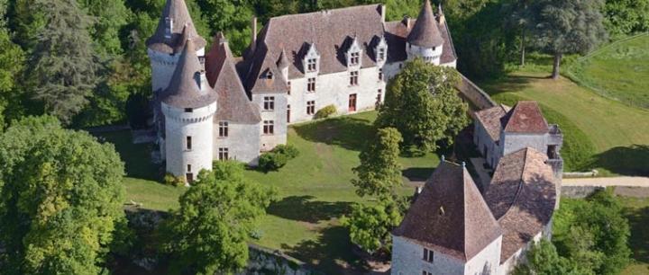 Château de <br>Bridoire