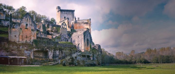 Château de <br>Commarque