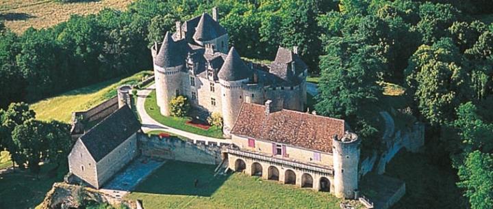 Château de <br>Fenelon