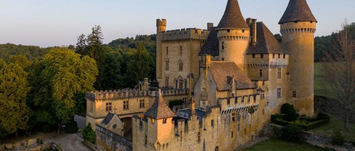 Château de<br> Puymartin