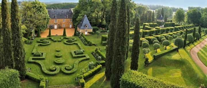 Eyrignac <br>et ses Jardins
