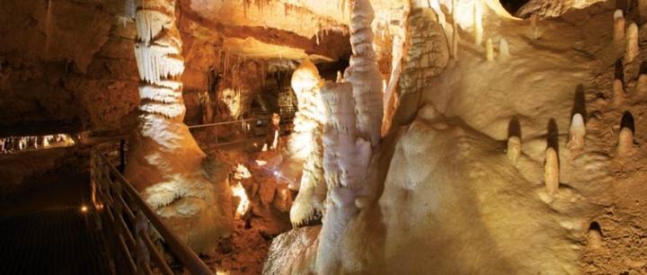 Grotte de <br>Tourtoirac